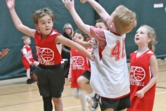 The county starts the kids young with a league for 4-, 5- and 6-year olds. Tanya Ackerman/Coastal Observer