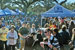 Around 1500 people attended the Third annual Chicken Bog Challenge in Murrells inlet last Sunday at Uncle Tito's in Murrells Inlet. The event included local restaurants and backyard cooks. Over 7K  was raised to benefit Surf Dreams Foundation.